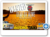 Audio Taxi - Wanted Dead or Alive
